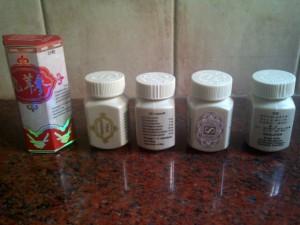 SAM YUN WAN (obat gemuk - asli)