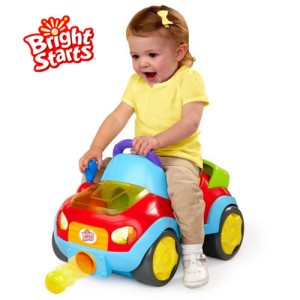 harga Bright Starts Pop & Roll Roadster - Mainan mobil-mobilan Tokopedia.com