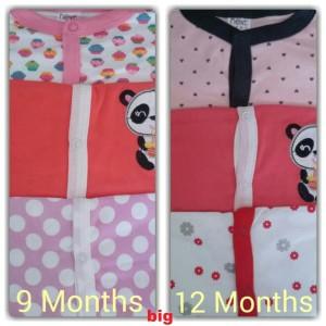 Sleepsuit Next for Baby Girl