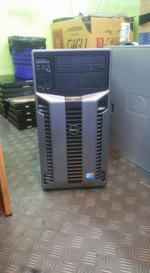 harga PC dell server DELL POWER EDGE T610 Xeon Quad Core MANTAP MURAH BGT Tokopedia.com