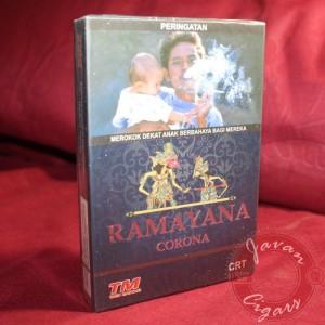 Cerutu Ramayana Corona Box Isi 5