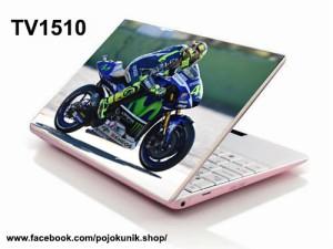 harga Stiker Laptop 14 inch / Garskin Laptop / V. Rossi 2015 - TV1510 Tokopedia.com