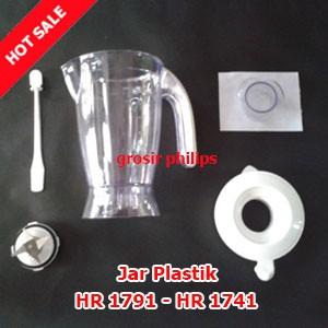 Jual Sparepart Jar Plastik Blender Philips Hr 1791 Dan 1741