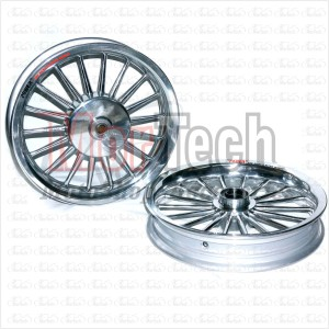 Velg Racing Lebar Beat Palang 18 Classic Power Chrome