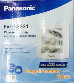 Exhaust Fan Ceiling / Plafon Panasonic FV-15EGS1