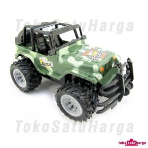 harga Mobil Remote Control JEEP / HUMMER RC Car 1:16 Tokopedia.com