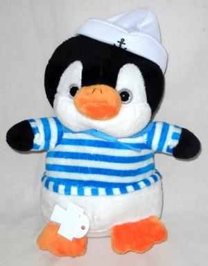 harga Boneka Pinguin Fibi Topi Pelaut 12 Inch Tokopedia.com