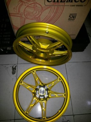 harga Velg CHEMCO Vario110,Scopy,Beat,Spacy Tokopedia.com
