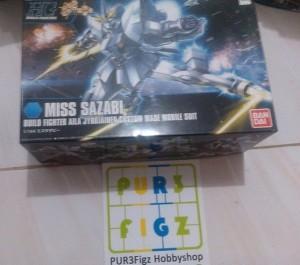 Gundam HGBF High Grade AC-01 Miss Sazabi
