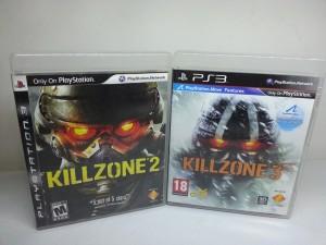 Kill Zone 2 & Kill Zone 3 - PS3