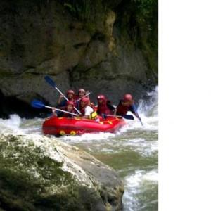 Fun Rafting Cianten Bogor