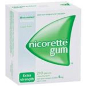 nicorette munspray pris