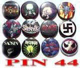 PIN 44 (Pin diameter 4,4 cm)