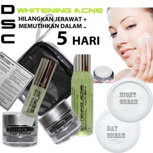 DSC Whitening Acne Serum