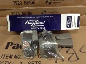 Car Safety Belt / Sabuk Pengaman Otomatis Hitam/S/C merk Autofriend