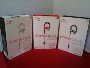 Earphone Powerbeats CT OEM HIGH QUALITY