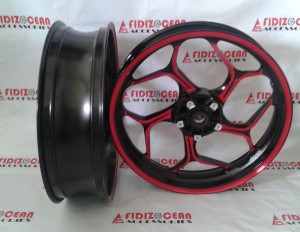 Velg Axio CB150R or New Vixion 4.5-3.0 red black
