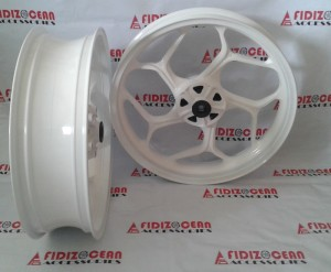 Velg Axio CB150R or New Vixion 4.5-3.0 white or full black