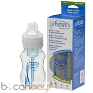 Botol ASI Dr Browns Wideneck 300 ml