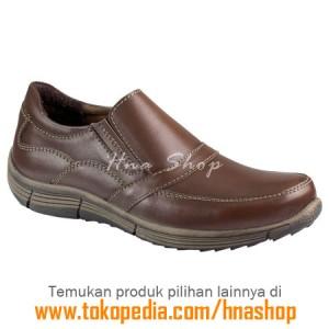 Sepatu Casual / Kasual Kulit Pria HJK-054