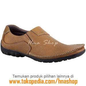 Sepatu Casual / Kasual Kulit Pria HJK-046