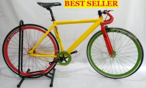 UNITED FIXIE SOLOIST 77 YELLOW (UF27 01 K)