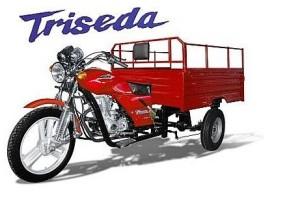 Motor roda tiga Kaisar Triseda Standar