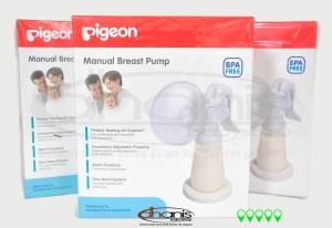Pompa Asi Manual Pigeon Manual Breast Pump