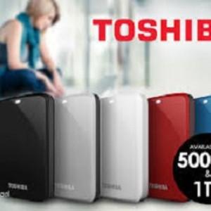 HDD TOSHIBA CANVIO CONNECT 2 TB