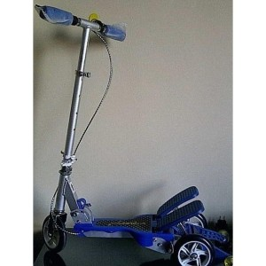 sepeda anak speed rider otopet Speed Rider Scooter Pedal