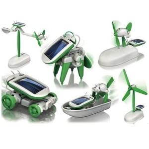 Robot Solar 6 in 1 Murah