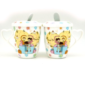 harga Mug Couple - Gelas Couple MU000041 Tokopedia.com