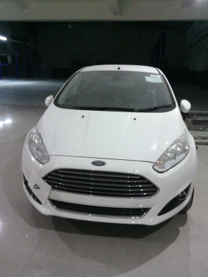 Ford Fiesta Matic