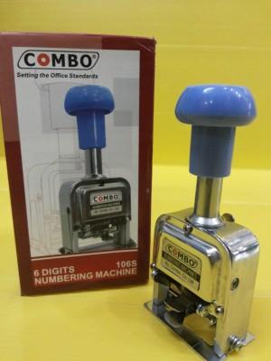 harga Stempel Nomor Otomatis Combo 6 Digit Tokopedia.com