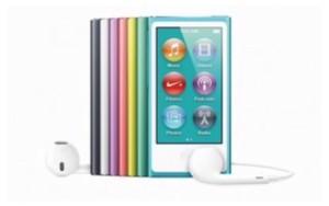 Original Apple Ipod Nano 7th Gen - 16GB