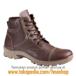 Sepatu Boot Kulit Pria HJK-089