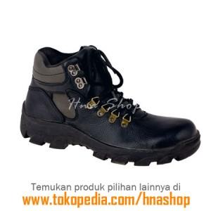 Sepatu Boot Kulit Pria HJK-097