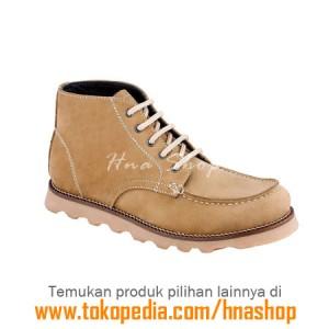 Sepatu Boot Kulit Pria HJK-101
