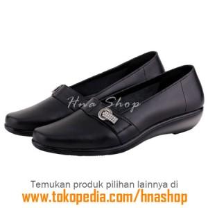 Sepatu Pantofel / Formal / Kerja Kulit Wanita HJK-178