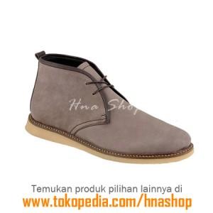 Sepatu Boot Kulit Pria HJK-102