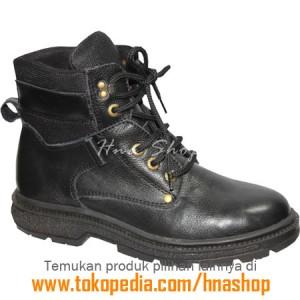 Sepatu Boot Kulit Pria HJK-108