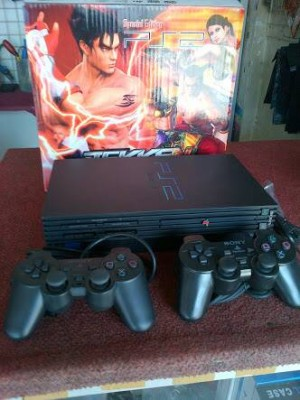 PS2 fat hdd Natwork 80gb full game