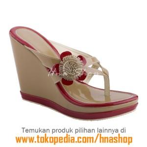 Sepatu Wedges Wanita HJK-206