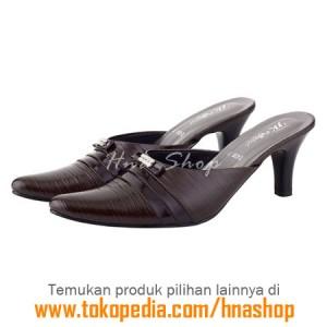 Sepatu Pantofel / Formal / Kerja Kulit Wanita HJK-197