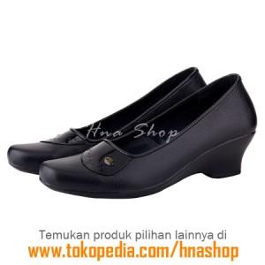 Sepatu Pantofel / Formal / Kerja Kulit Wanita HJK-189