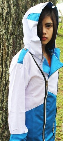 Jaket Assassin Creed 3 Blue