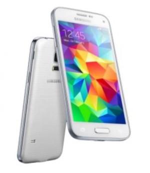Original Samsung Galaxy S5 Mini SM G800-H3 G - 16 GB - White