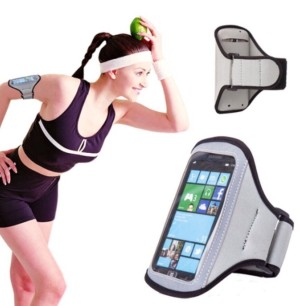 Gym Exercise Armband for Samsung Galaxy S3/S4