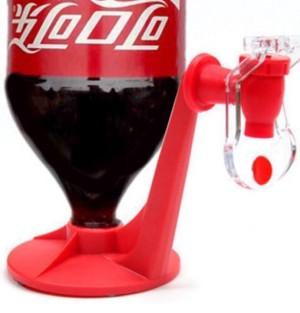 Dispenser soft drink dengan kran