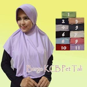 harga JN-jilbab KCB Pet tali bahan jersey Tokopedia.com